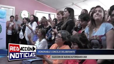 Photo of Redacción Noticias |  ELECCION DE NEW AUTORIDADES HCD 2020 – LAS HERAS SANTA CRUZ