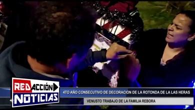 Photo of Redacción Noticias |  VENUSTO TRABAJO DE LA FAMILIA REBORA – LAS HERAS SANTA CRUZ