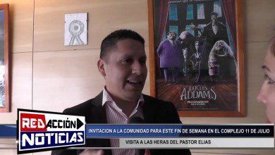 Photo of Redacción Noticias |  PASTOR TERAN ELIAS DE SAN JUAN VISITA A LAS HERAS SANTA CRUZ