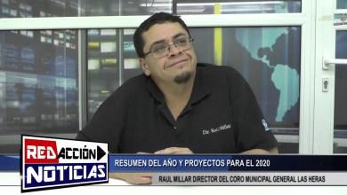Photo of Redacción Noticias |  RAUL MILLAR – DIRECTOR DEL CORO MUNICIPAL GENERAL LAS HERAS SANTA CRUZ