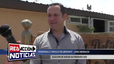 Photo of Redacción Noticias |  ELECCION DE AUTORIDADES 2020 – JAIRO BERNAQUI – HCD – LAS HERAS SANTA CRUZ