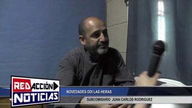 Photo of Redacción Noticias |  SUBCOMISARIO JUAN CARLOS RODRIGUEZ – LAS HERAS SANTA CRUZ