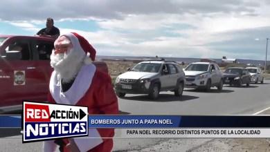 Photo of Redacción Noticias |  PAPA NOEL POR LAS CALLES DE LAS HERAS SANTA CRUZ