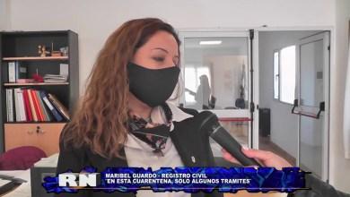 Photo of Redacción Noticias |  REGISTRO CIVIL  Maribel GUARDO- Las Heras Santa Cruz