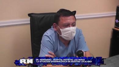 Photo of Redacción Noticias |  DR  HERNANDEZ HOSPITAL- Las Heras Santa Cruz