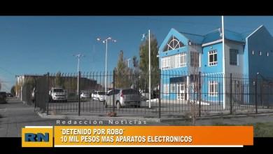 Photo of Redacción Noticias |  Detenidos por Robo en el Bº Guemes  – Las Heras Santa Cruz