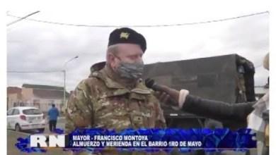 Photo of Redacción Noticias    EJERCITO ALMUERZO Y MERIENDA – Las Heras Santa Cruz.