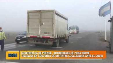Photo of Redacción Noticias |  Conf. de prensa en P. Truncado – Autoridades Zonales aúnan criterios por los ingresos a las ciudades