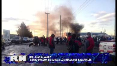 Photo of Redacción Noticias |  EMPRESA CERRO DRAGON TAMBIEN EN CONFLICTO POR SALARIO – Las Heras Santa Cruz.