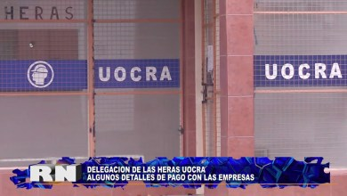 Photo of Redacción Noticias |  UOCRA COMUNICADO – Las Heras Santa Cruz.