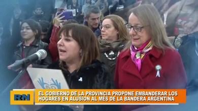 Photo of Redacción Noticias |  Provincia propone embanderar los hogares en alusión al mes de la promesa a nuestra Bandera Nacional