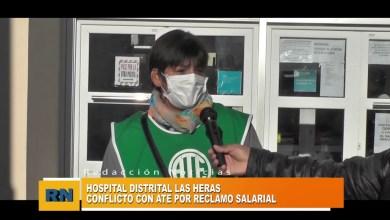 Photo of Redacción Noticias |  Conflicto ATE RECLAMO en el Hospital – Las Heras Santa Cruz
