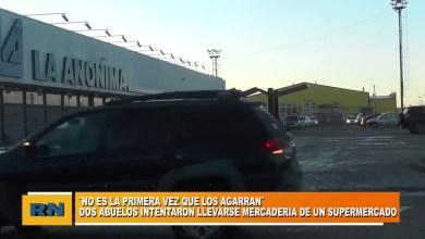 Photo of Redacción Noticias |  Las Heras: Dos abuelos intentaron robar en un Supermercado