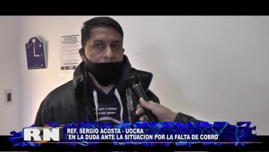 Photo of Redacción Noticias |  Reclamo UOCRA Sergio Acosta   UOCRA  – Las Heras Santa Cruz