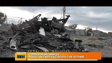 Photo of Redacción Noticias |  Campaña Todos por un LADRILLO – Las Heras Santa Cruz