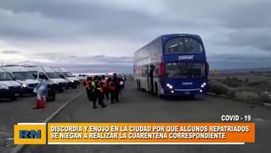 Photo of Redacción Noticias |  Discordia y enojo en la ciudad por que algunos repatriados se niegan a realizar la cuarentena