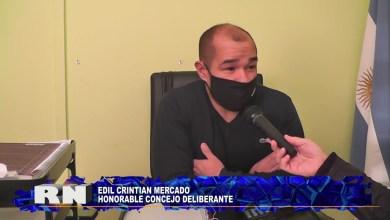 Photo of Redacción Noticias |  Concejal CRISTIAN MERCADO – Las Heras Santa Cruz