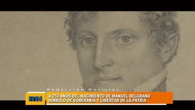 Photo of Redacción Noticias |  250 AÑOS   MANUEL BELGRANO – Las Heras Santa Cruz
