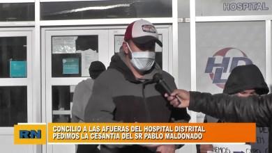 Photo of Redacción Noticias |  Solicitan la destitucion de Pablo Maldonado