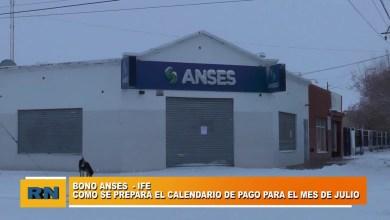 Photo of Redacción Noticias |  ANSES: (IFE) Informe sobre el Calendario de pago del mes de Julio