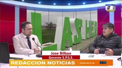 Photo of Redacción Noticias    Jose Bilbao (SPSE) Todo sobre los trabajos en el Barrio Calafate y Las Américas