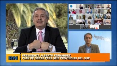 Photo of Redacción Noticias    El presidente anuncio que invertirá mas de $ 2.200 millones en obras para 19 Municipios del Sur