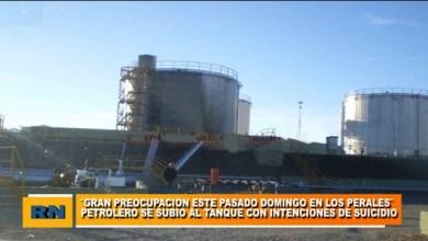 Photo of Redacción Noticias |  INTENTO DE SUICIDIO DE UN TRABAJADOR PETROLERO EN LA ZONA DE LOS PERALES – LAS HERAS