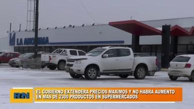 Photo of Redacción Noticias |  El gobierno extenderá Precios Máximos y 2300 productos no se aumentaran en los supermercados