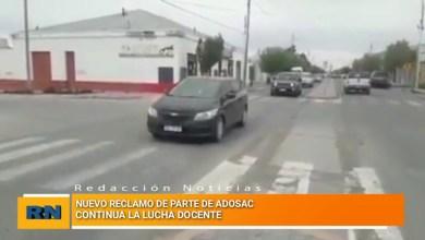 Photo of Redacción Noticias |  Adosac las heras – manifestacion por parte de A.D.O.S.A.C.