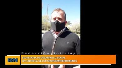 Photo of Redacción Noticias |  Javier Jara realiza la presentación de la entrega de microemprendimientos desde Desarrollo Social