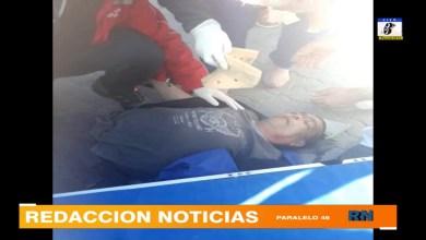Photo of Redacción Noticias |  El Dr Oscar Nani se refirió a la salud del manifestante que se encontraba encadenado