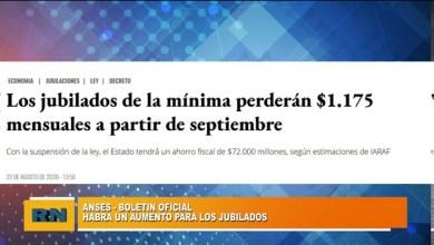 Photo of Redacción Noticias |  ANSES – BOLETIN OFICIAL – HABRIA UN AUMENTO PARA LOS JUBILADOS Y PENSIONADOS