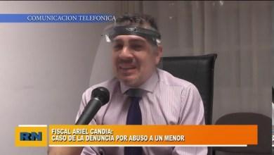 Photo of Redacción Noticias |  Fiscal Ariel Candia – Caso de la denuncia realizada por abuso a un menor en Las Heras