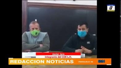Photo of Redacción Noticias |  COE de Las Heras – Javier Jara se refiere a los últimos aislamientos en la ciudad