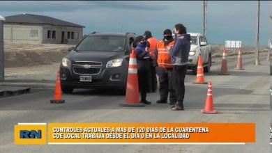 Photo of Redacción Noticias |  Como se siguen realizando los controles en los ingresos de Las Heras