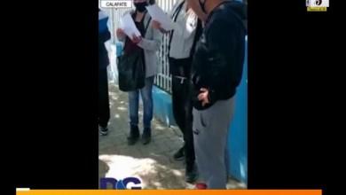 Photo of Redacción Noticias |  El Barrio Calafate sigue en la lucha por la colocación de red de gas antes del próximo invierno