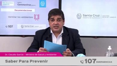 Photo of Redacción Noticias |  PARTE DE SALUD PROVINCIAL – Saber para prevenir