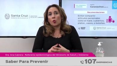 Photo of Redacción Noticias |  ANA CABRERA – LAS REUNIONES FRENTE A LA SITUACIÓN DE PANDEMIA CONTRIBUYEN A LOS CASOS POSITIVOS