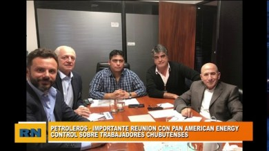 Photo of Redacción Noticias |  Petroleros: el sindicato mantuvo una importante reunión con Panamerican Energy