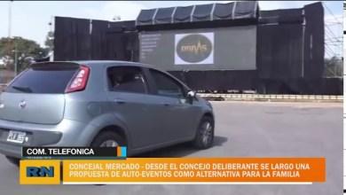 Photo of Redacción Noticias    Concejal Mercado – Aclaro su voto negativo en la ultima sesión y hablo sobre  los «Auto-eventos»