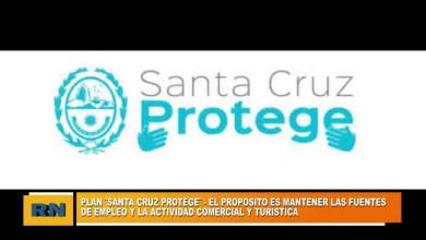 Photo of Redacción Noticias |  Plan Santa Cruz Protege – El mismo propone mantener los empleos y la actividad comercial y turística
