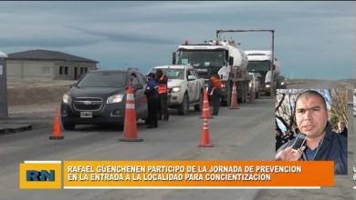 Photo of Redacción Noticias |  RAFAEL GUENCHENEN PARTICIPO DE LA CAMPAÑA DE CONCIENTIZACION FRENTE A LA SITUACION – COVID 19