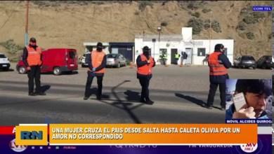 Photo of Redacción Noticias |  Una mujer cruza el país desde Salta hasta Santa Cruz por un amor no correspondido