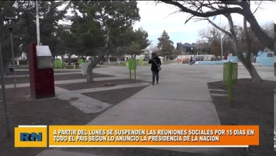 Photo of Redacción Noticias |  La presidencia de la Nación hizo publico que se suspenden las reuniones en todo el Pais