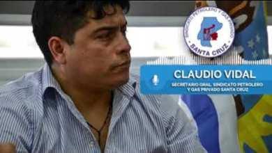 Photo of Redacción Noticias |  Claudio Vidal contra Sinopec: «Hay que defender los recursos y los intereses de los santacruceños»