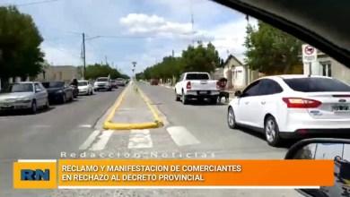 Photo of Redacción Noticias |  Marcha y manifestación de comerciantes en contra del decreto que impuso el gobierno provincial