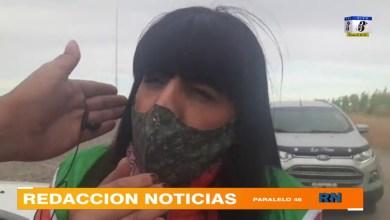 Photo of Redacción Noticias    Resumen: Continua la lucha de ATE y los empleados municipales de Las Heras