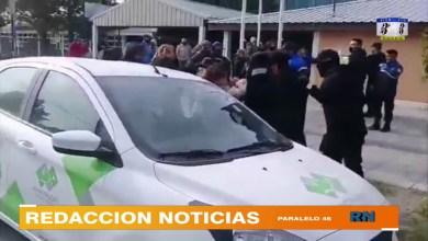 Photo of Redacción Noticias |  SINTESIS DEL MOMENTO TENSO QUE SE VIVIO AFUERA DEL HCD