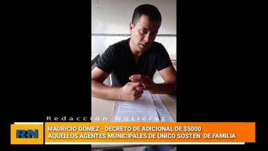 Photo of Redacción Noticias |  Mauricio Gomez declaro que no pudieron llegar a un acuerdo con el gobierno provincial