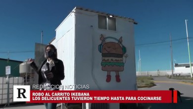 Photo of Redacción Noticias |  ROBO EN EL CARRITO IKEBANA – LAS HERAS SANTA CRUZ
